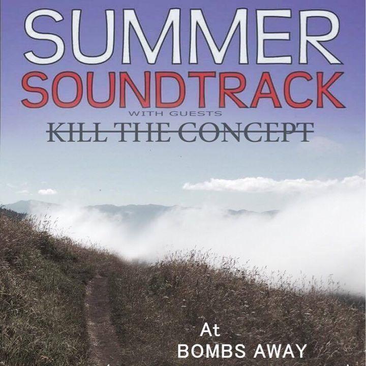 Summer Soundtrack Tour Dates