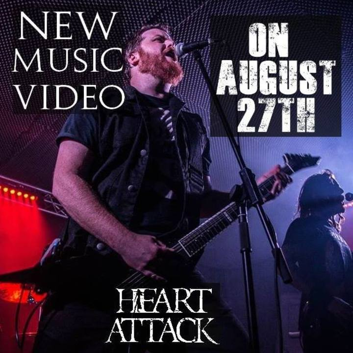Heart Attack ( Metal Cannes ) Tour Dates