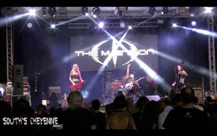the Maension @ Rigger Rock Venue - Stoke, United Kingdom