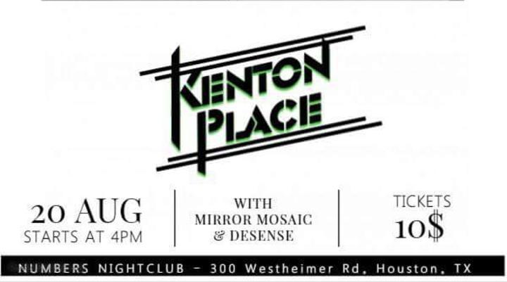 Mirror Mosaic @ Numbers Nightclub - Houston, TX
