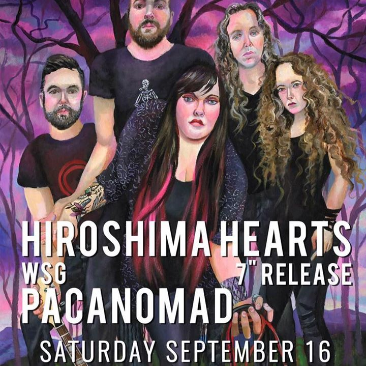 Hiroshima Hearts Tour Dates