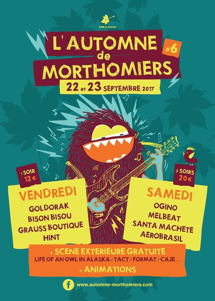 I've Learned @ L'automne De Morthomiers - Morthomiers, France