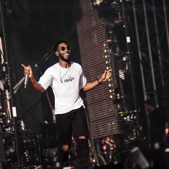 Tinie Tempah @ Otterspool Park and Promenade - Liverpool, United Kingdom