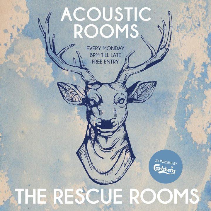 Jiji LaVolpe @ Rescue Rooms - Nottingham, United Kingdom