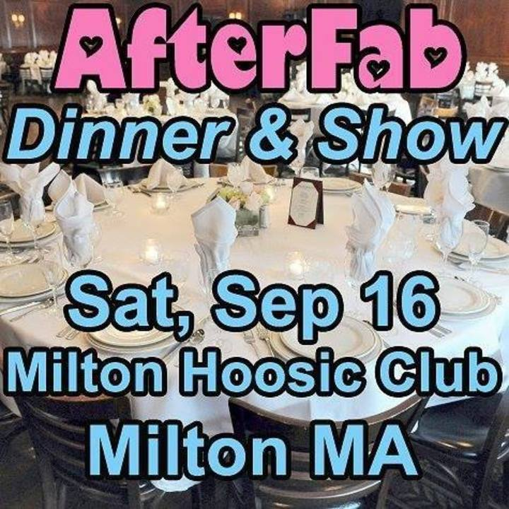 AfterFab @ Milton-Hoosic Country Club - Milton, MA