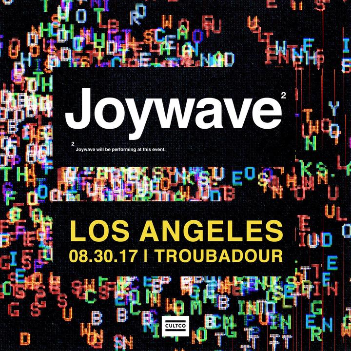 Joywave @ Troubadour - West Hollywood, CA