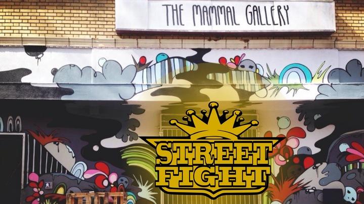 Street Fight WCRS @ Mammal Gallery - Atlanta, GA