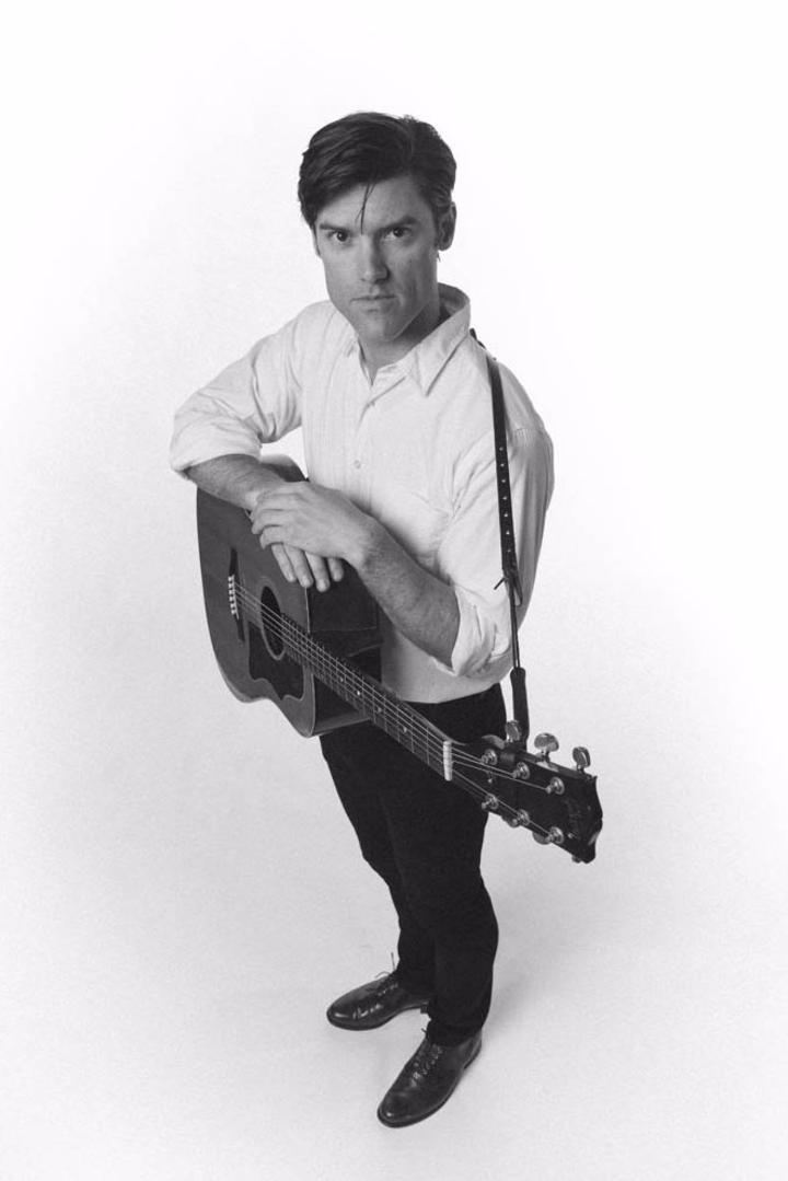 Zachary Stevenson @ Green Guitar Folk House - Lenexa, KS