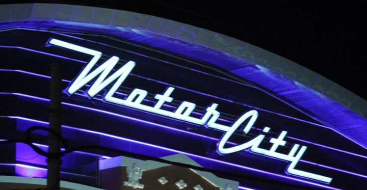 Brandon Williams @ Motorcity Casino Hotel - Detroit, MI