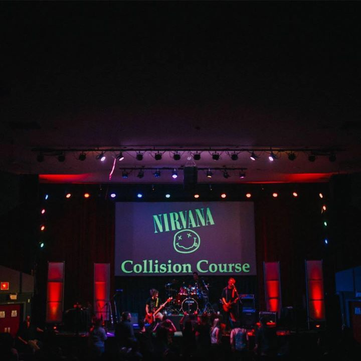 Collision Course Tour Dates