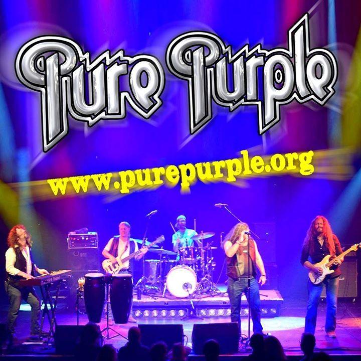 Pure Purple Tour Dates