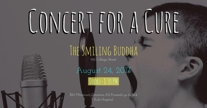 Talk Show Host @ Smiling Buddha - Toronto, Canada
