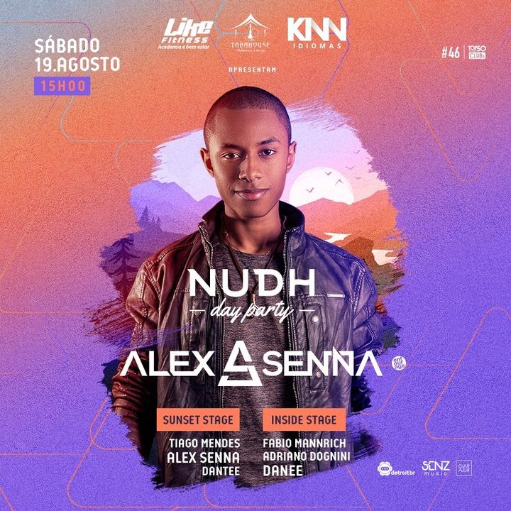 Adriano Dognini DJ @ Nudh Club - Gaspar, Brazil