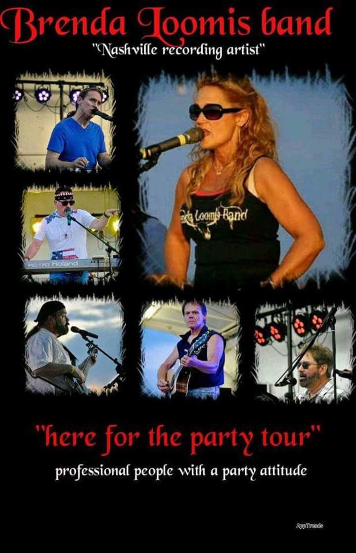 Brenda Loomis Band @ Shepherd In The Park Series - Shepherd, MI