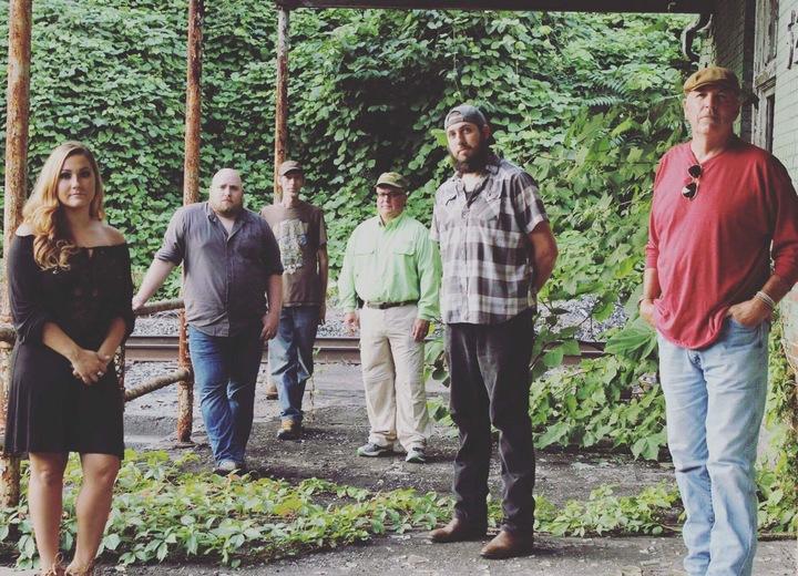 Kudzu Killers @ Levitt AMP Middlesboro Music Series  - Middlesboro, KY