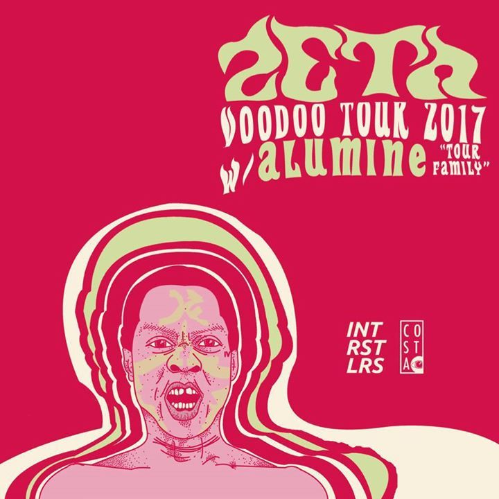 The Zeta Tour Dates