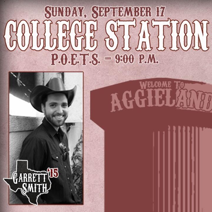 Garrett Smith Music @ P.O.E.T.S. - College Station, TX