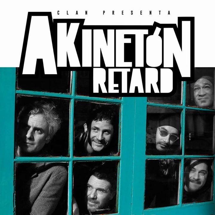 Akinetón Retard Tour Dates