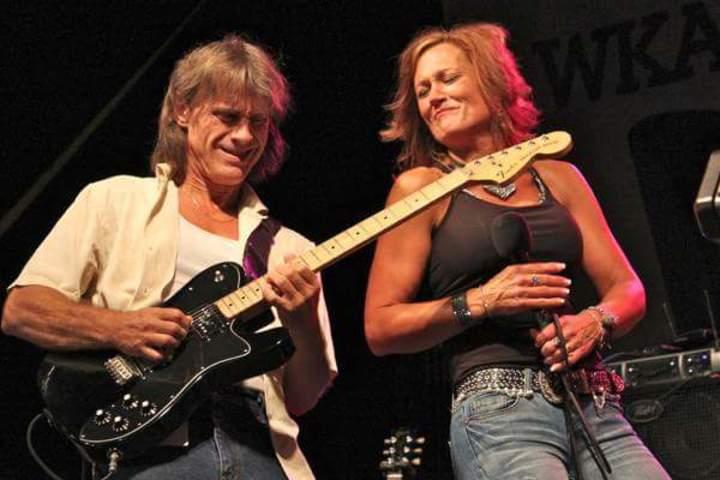 Brenda Loomis Band @ Crossroads - Alma, MI