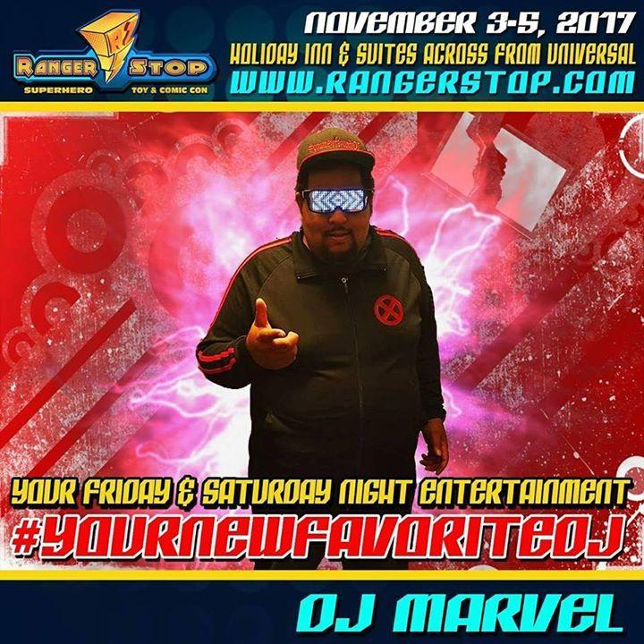 Dj Marvel Tour Dates