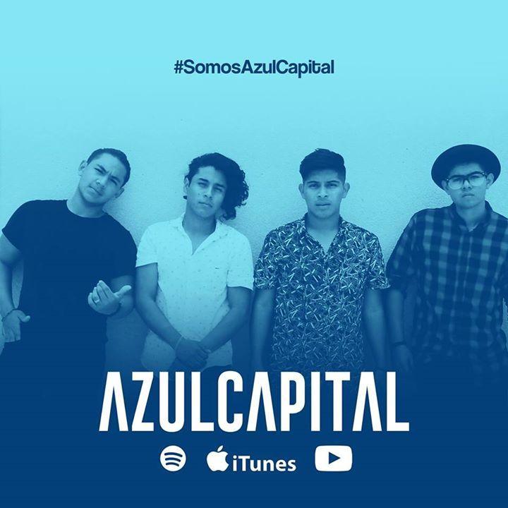 Azul Capital Tour Dates