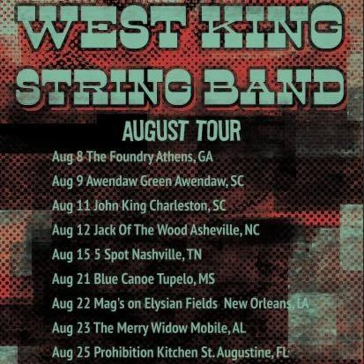 West King String Band @ Southbound Smokehouse - Augusta, GA