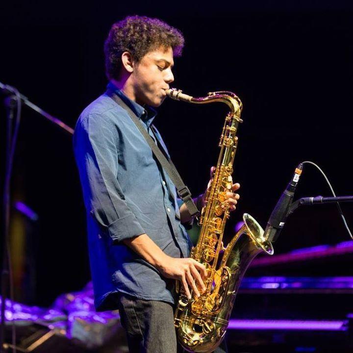 Emilio Modeste @ Wallace Roney Quintet @ The Half Note - Athens, Greece