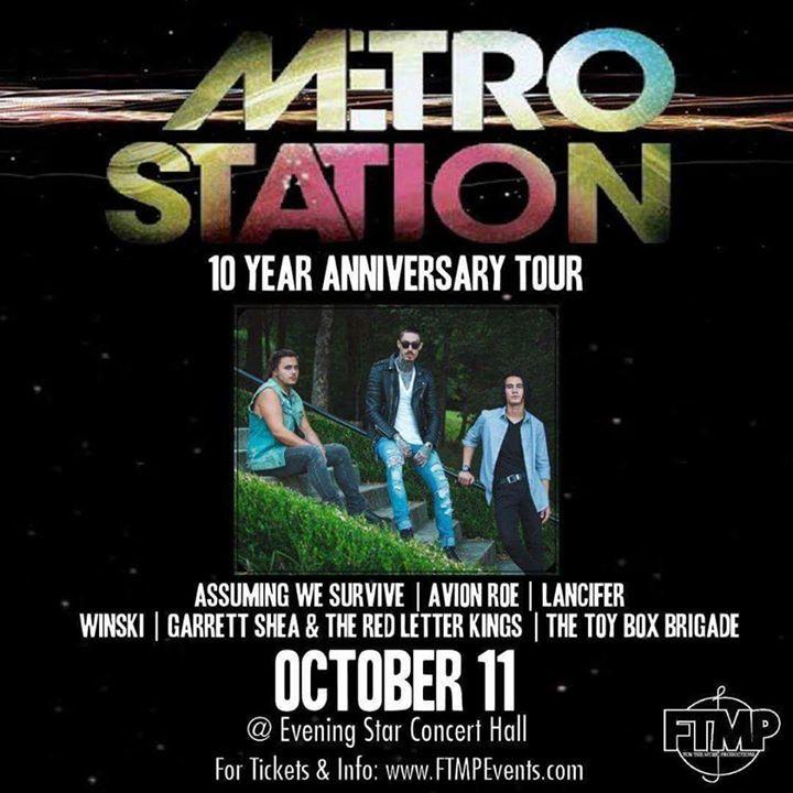 Winski Tour Dates