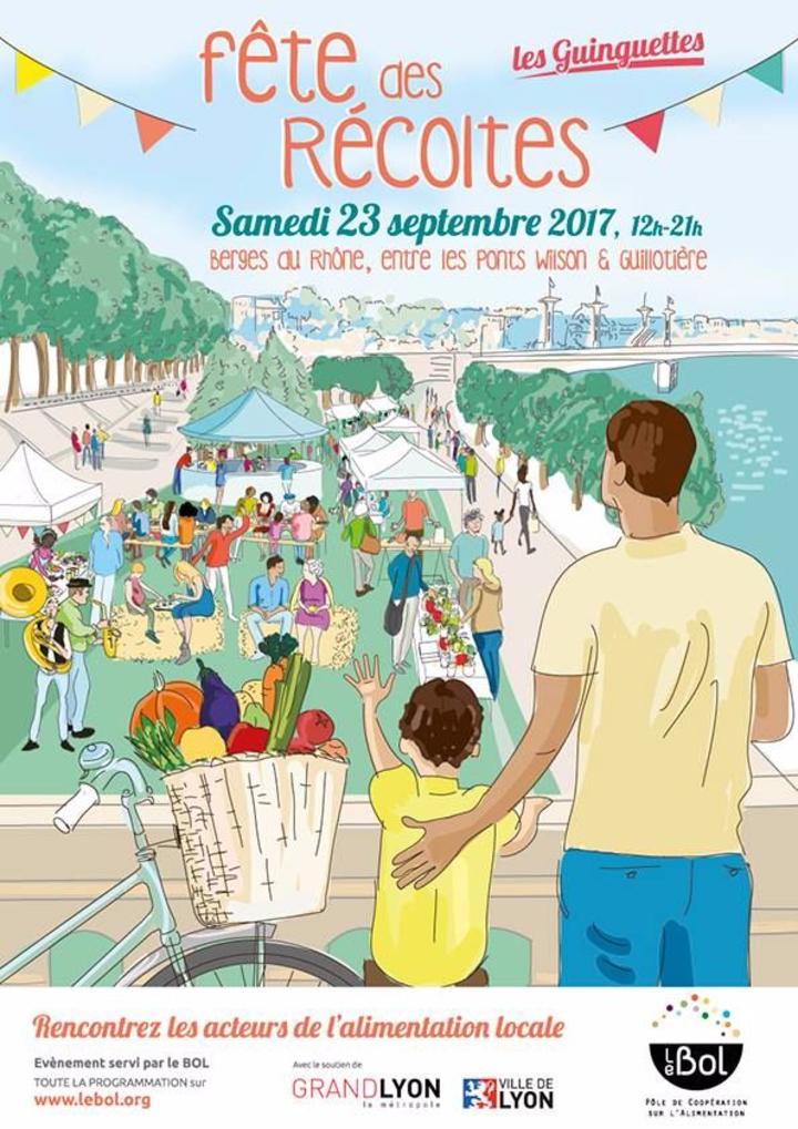 LE FIL D'ARIANE @ Fête des Récoltes - Lyon, France