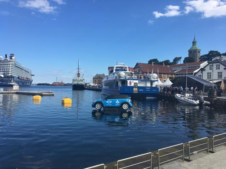 Ian Hooper @ Garman  - Stavanger, Norway