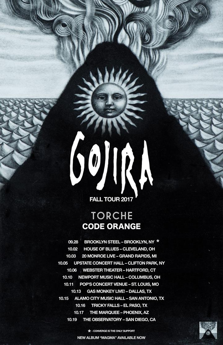 Code Orange @ 20 Monroe Live - Grand Rapids, MI