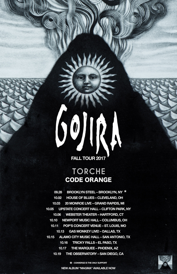 Code Orange @ Upstate Concert Hall - Clifton Park, NY
