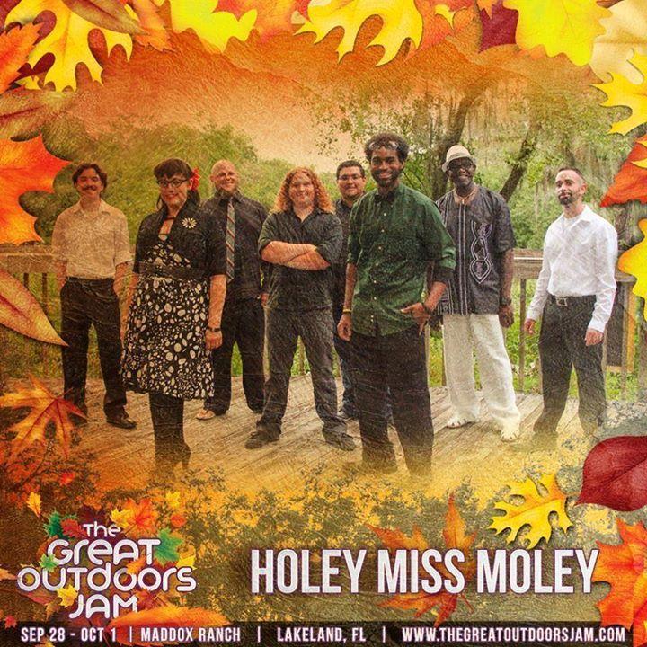 Holey Miss Moley @ The ROOF - Daytona Beach, FL