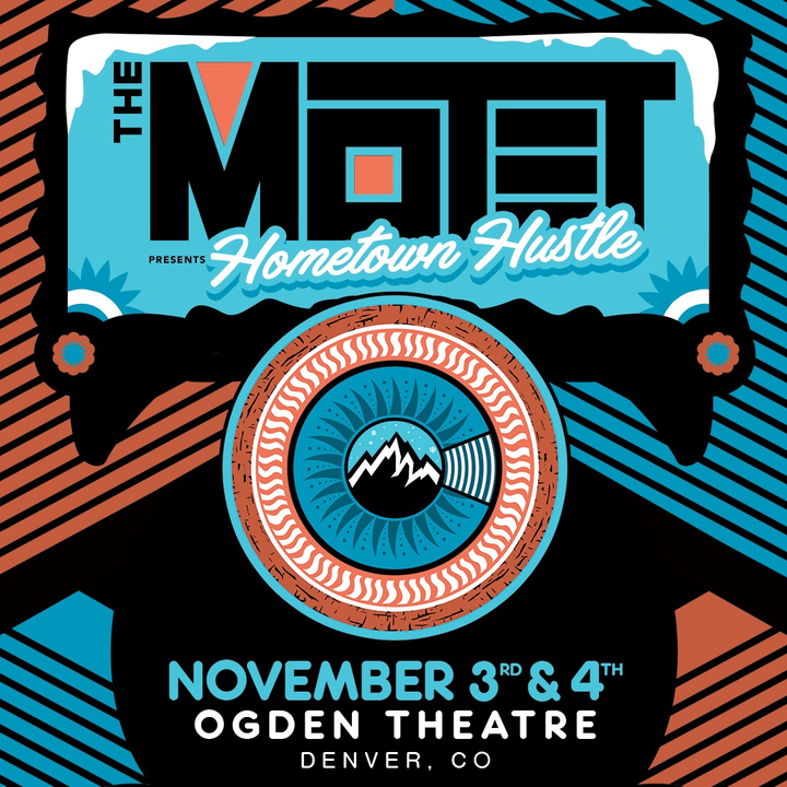 The Motet @ Hometown Hustle @ Ogden Theatre - Denver, CO