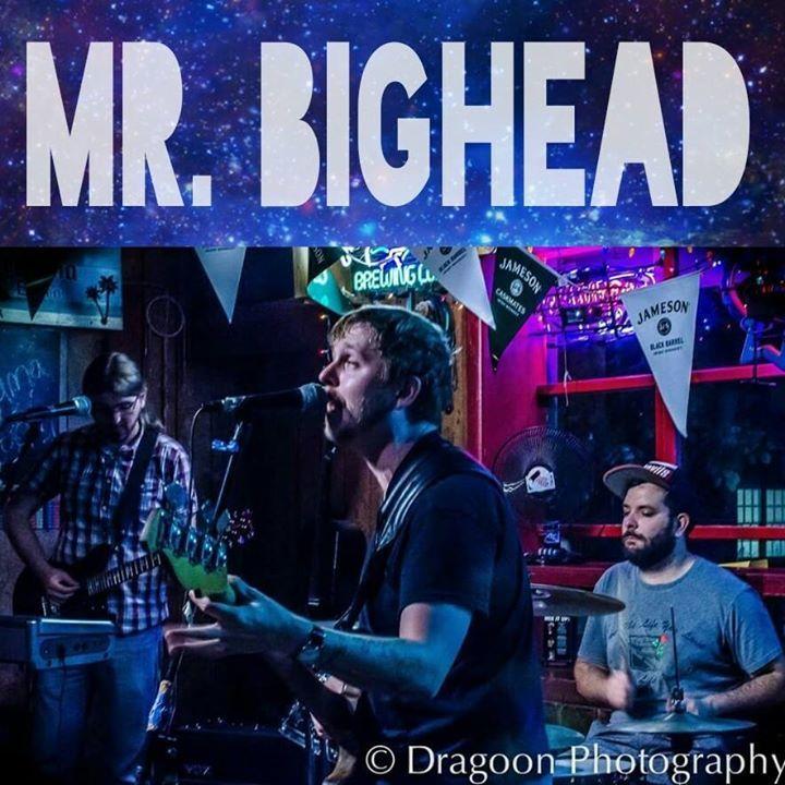 Mr. Bighead Tour Dates