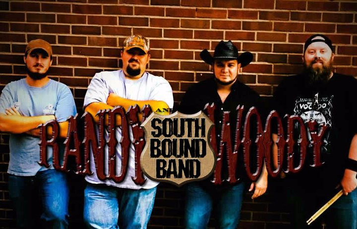 Randy Woody and the Southbound Band @ Muscadine Festival  - Sweetwater, TN