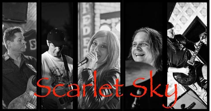 Scarlet Sky Tour Dates