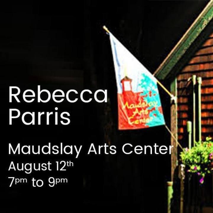 Rebecca Parris Fan Page Tour Dates