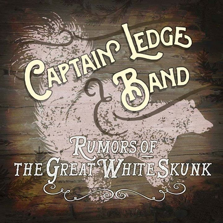 The Captain Ledge Band Tour Dates