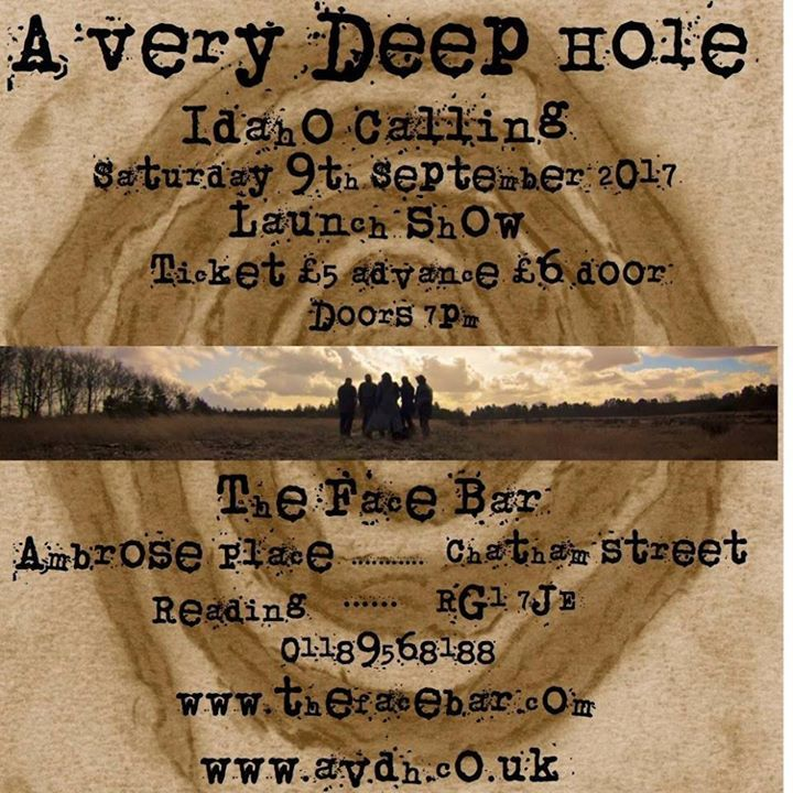 A Very Deep Hole Tour Dates