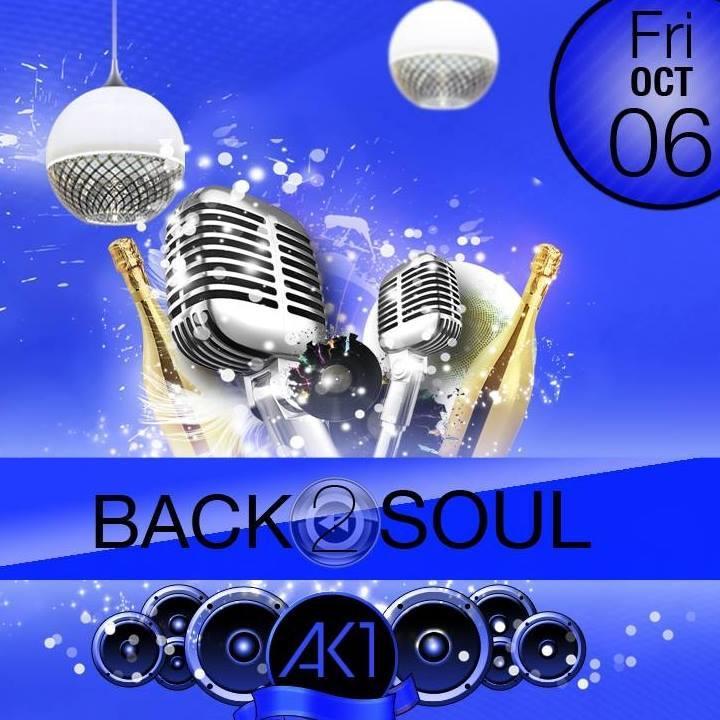 Back 2 Soul @ The Keller & Apres - Bracknell, United Kingdom