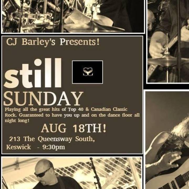 Still Sunday Tour Dates