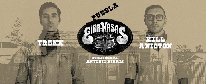 Antonio Niram @ Gira en KAsas: Puebla - Puebla, Mexico