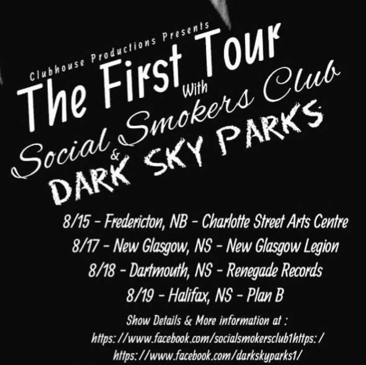 Dark Sky Parks @ New Glasgow Legion  - New Glasgow, Canada
