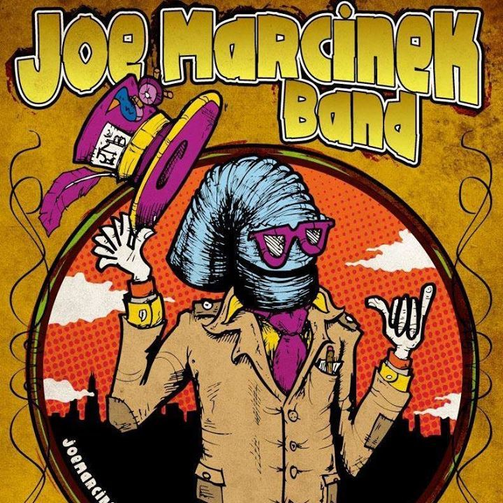 Joe Marcinek Band @ The Funky Biscuit - Boca Raton, FL