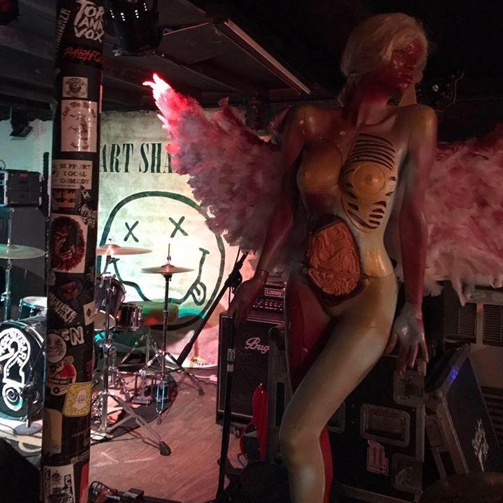 Heart Shaped Box- A Nirvana Tribute Tour Dates