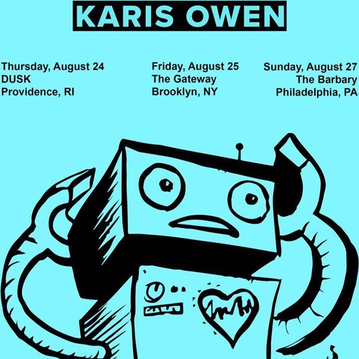 Karis Owen @ The Gateway - Brooklyn, NY