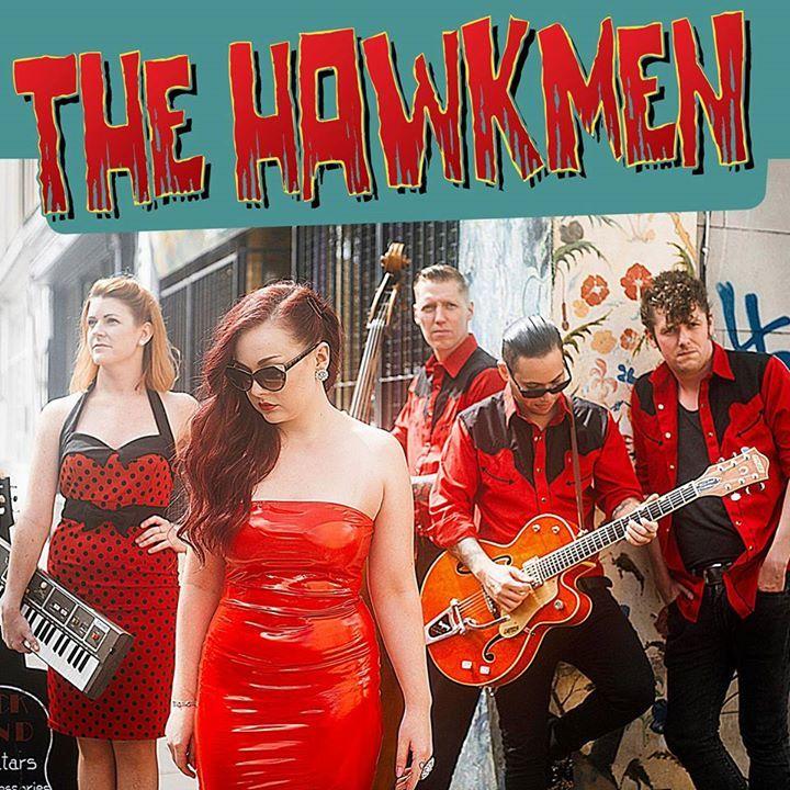 the Hawkmen @ The Old Bookshop - Bristol, Uk