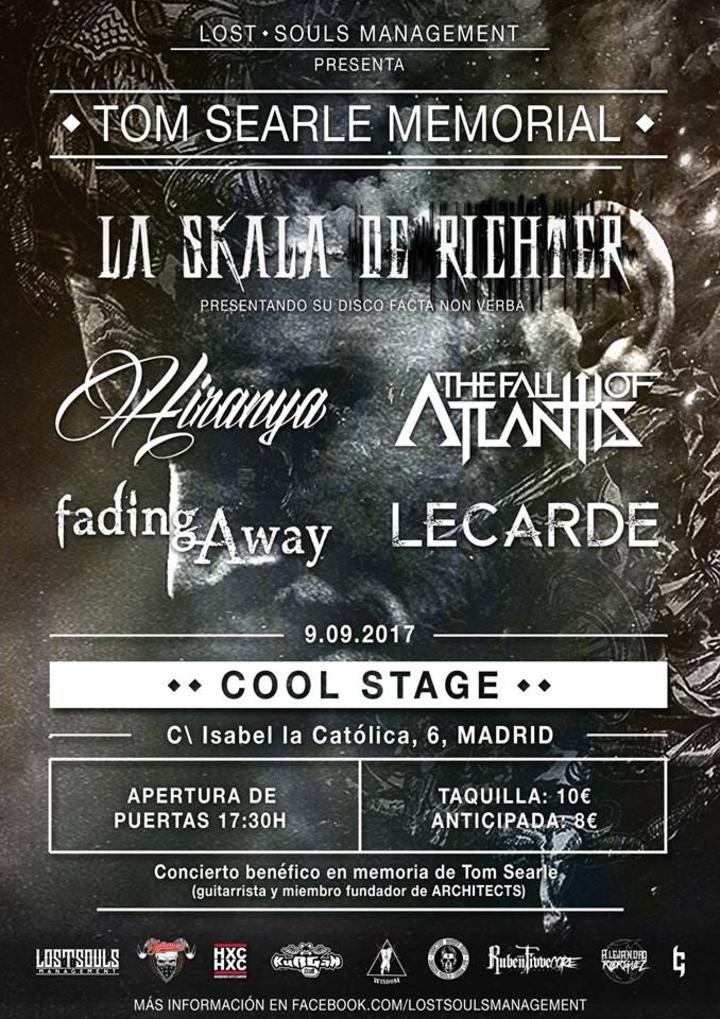 Hiranya @ COOL Stage (Tom Searle Memorial) - Madrid, Spain