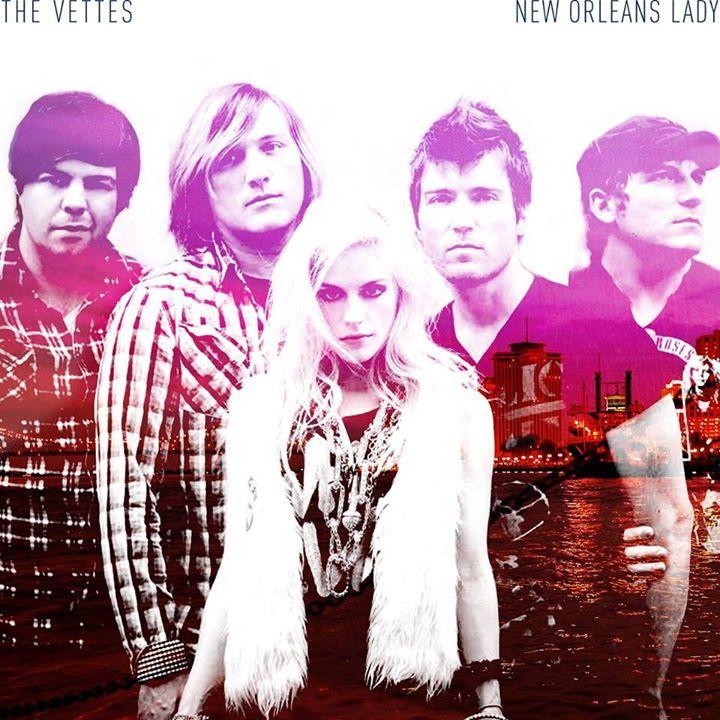 The Vettes Tour Dates